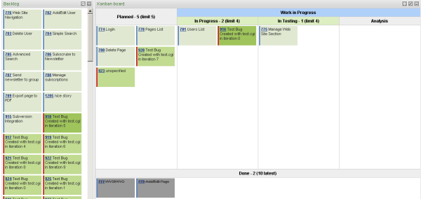 How To Customize Columns In Kanban Board Targetprocess