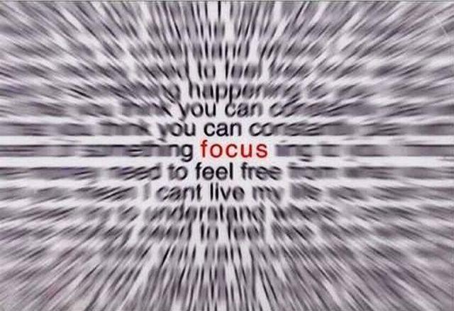 3 Kekuatan Fokus untuk Kesuksesan Hidup