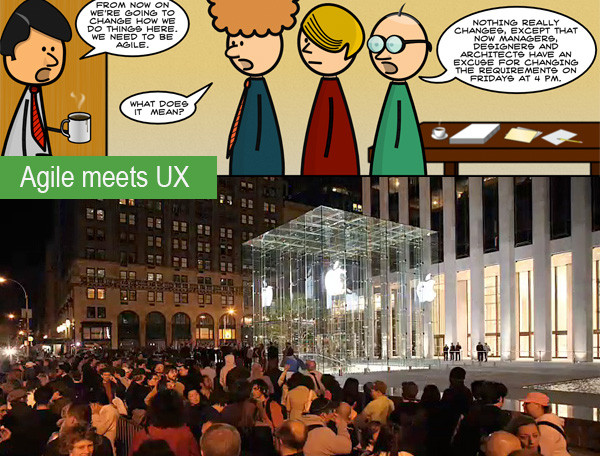 Agile and UX