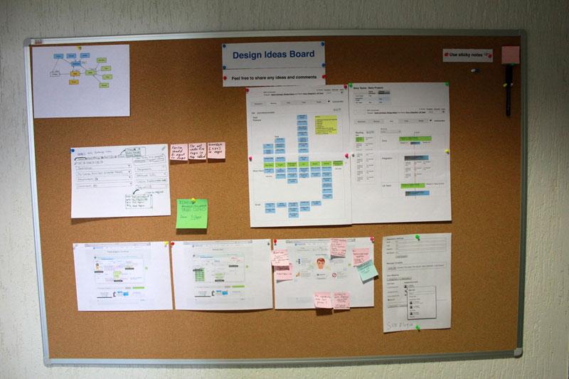 Development Practice: Design Ideas Board | Targetprocess - Visual ...