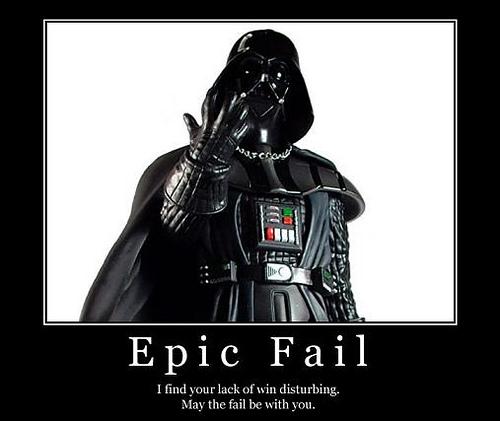 The Wrong Epic Fail | Targetprocess - Visual management software