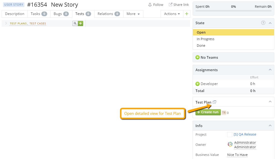userstory-testplan-open-detailed-view