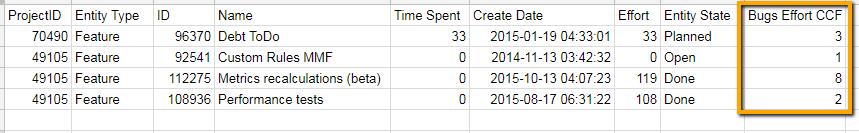 Calculated Custom Fields. Image 22