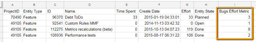 Custom Formulas in Metrics. Image 15