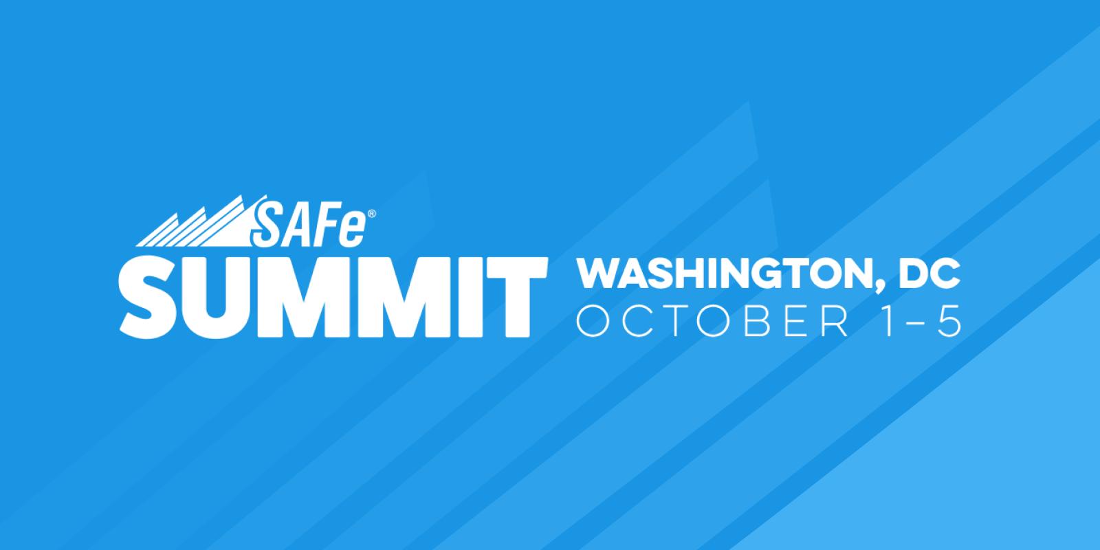 SAFe Summit 2018