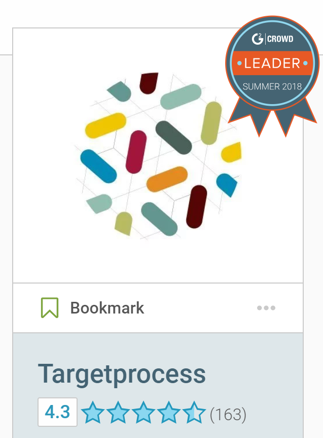Targetprocess reviews G2 Crowd