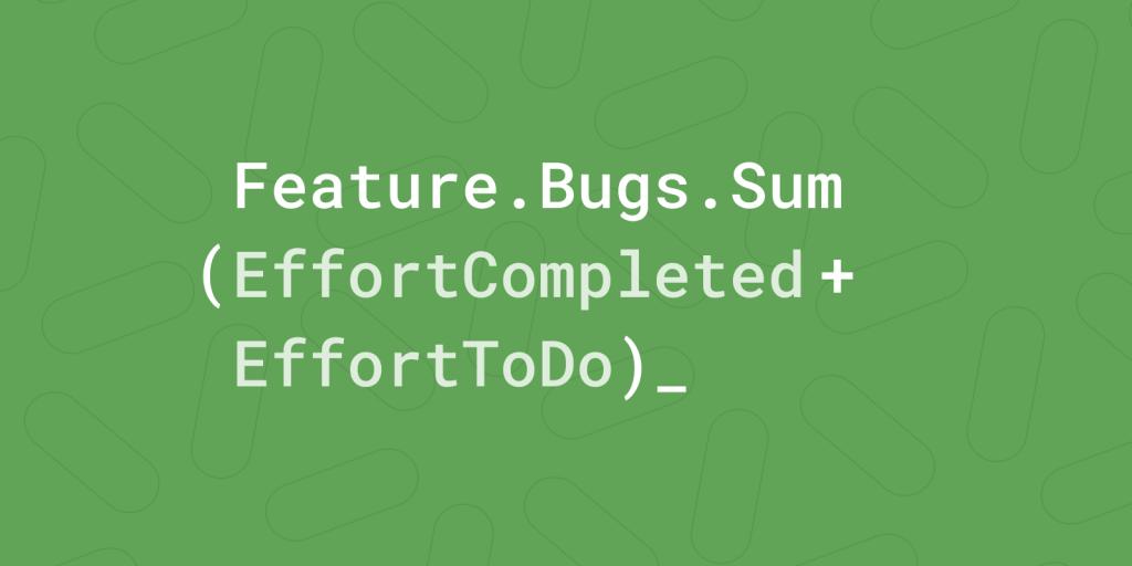 Targetprocess Feature New Custom Formula Metrics Editor